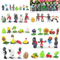 Plants VS Zombies Jogo Action Figure 3 cm ~ 8 cm Figuras Presentes Brinquedos PVZ 52 pçs/set Planta VS. zumbis