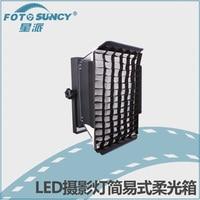 Grade De Favo de mel Adearstudio CD50 Fotográfico Softbox para Estúdio Luz softbox para diodo emissor de luz