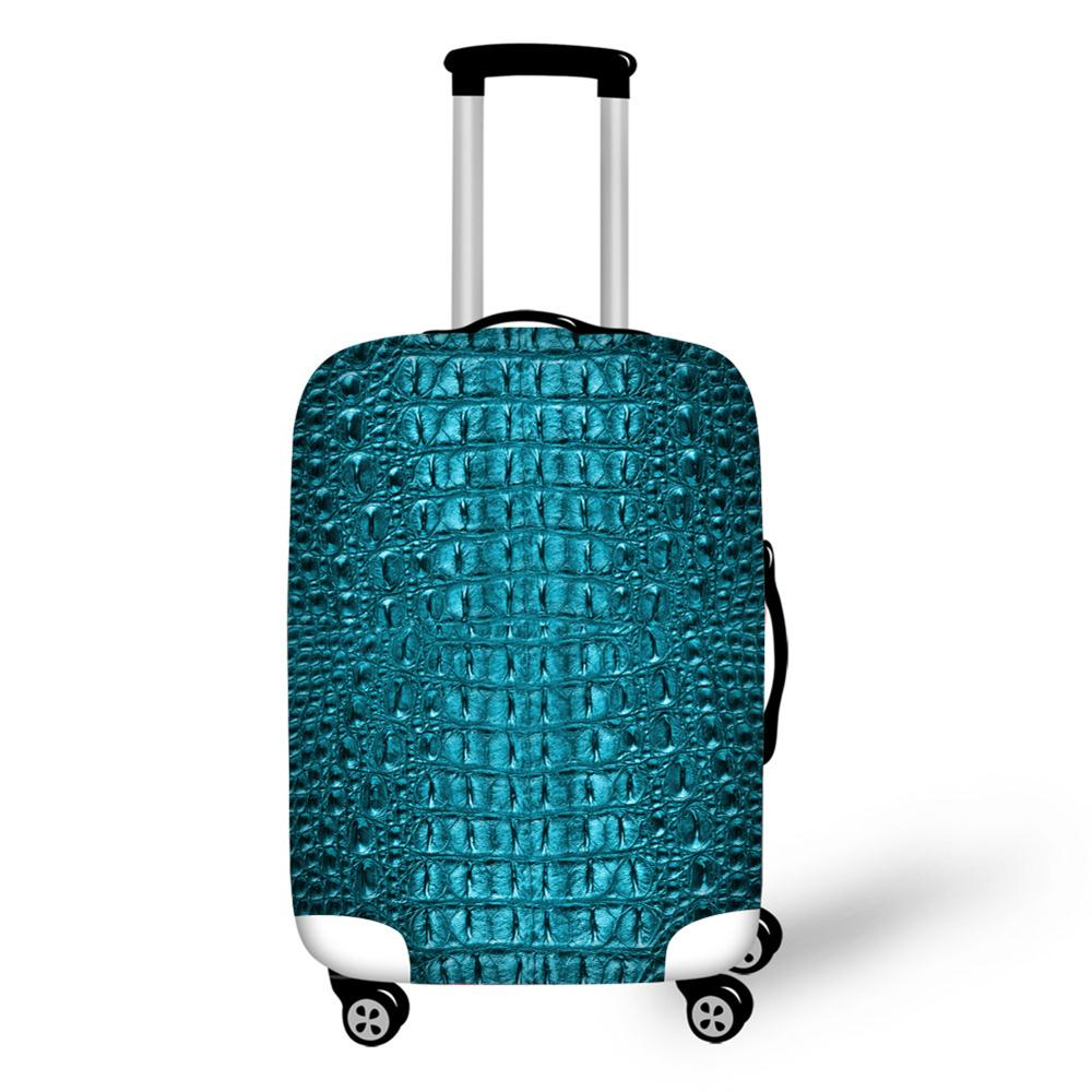 Personalized luggage protector cover Clear suitcases covers Waterproof luggage covers accessory bags travel trolley case cover