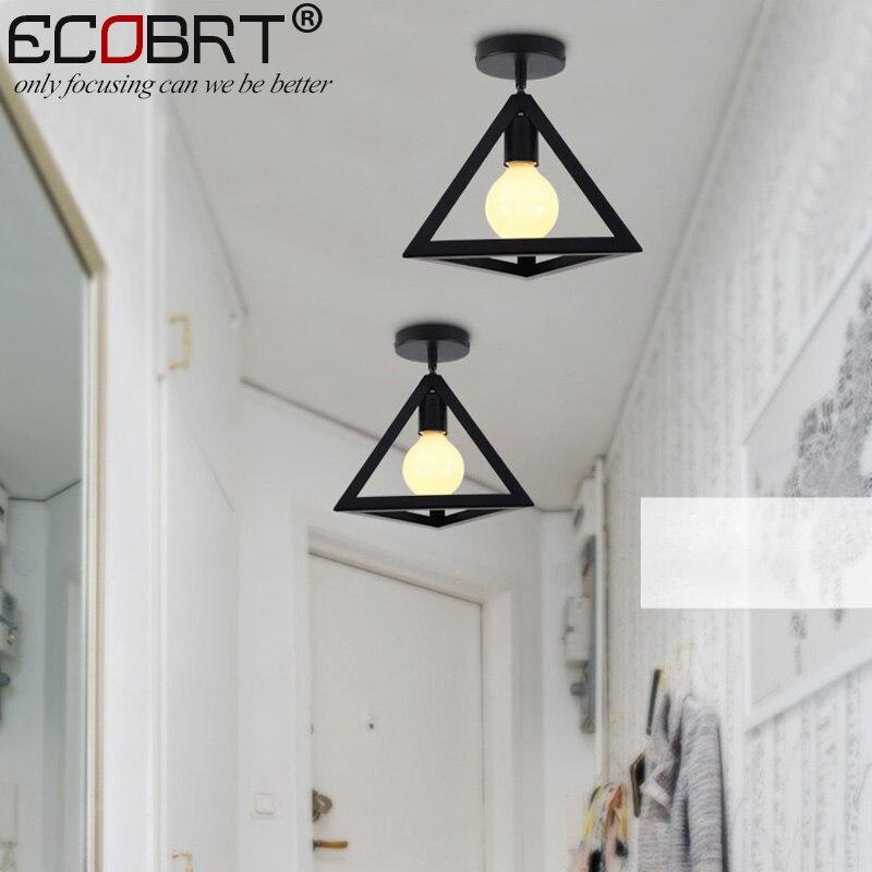 Dritat e tavanit të zi të ECOBRT-it me nordik me E27 pajisje në - Ndriçimit të brendshëm - Foto 4