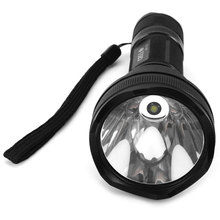 TangsFire 3 x Cree XM-L T6 White Light 1000 Lumens 5 Modes Tactical Flashlight Black