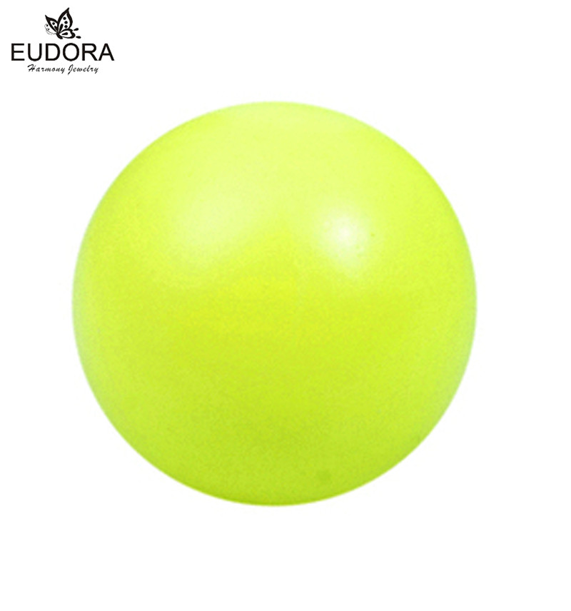 5PCS/lot Fluorescein Chime Baby Ball Angel Sound Chime Ball Angel Caller Bijoux Chime Bola Ball Harmony Bola Maternity Ball