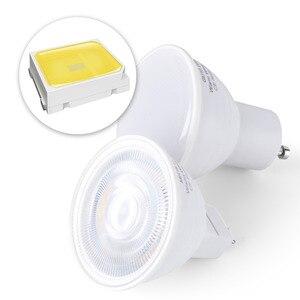 Image 4 - CanLing GU10 LED 220V 스포트 라이트 전구 옥수수 램프 MR16 자리 전구 LED gu5.3 SMD2835 Bombillas led 240v Ampoule 5W 7W Lampada
