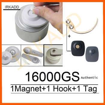 original 16000GS universal detacher eas security tag remover1pcs+super security tag detacher hook1pcs factory sale free shipping - DISCOUNT ITEM  8% OFF All Category