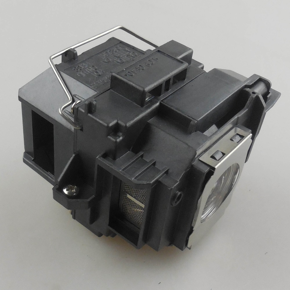 Projector lamp ELPLP55 / V13H010L55 for EPSON EB-W8D / PowerLite Presenter / H335A with Japan phoenix original lamp burner free shipping new projector lamps bulbs elplp55 v13h010l55 for epson eb w8d eb dm30 etc