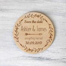Свадебное объявление, Деревенское Свадебное приглашение, свадьба сохранить дату магниты, на заказ сохранить дату магниты Свадебный декор