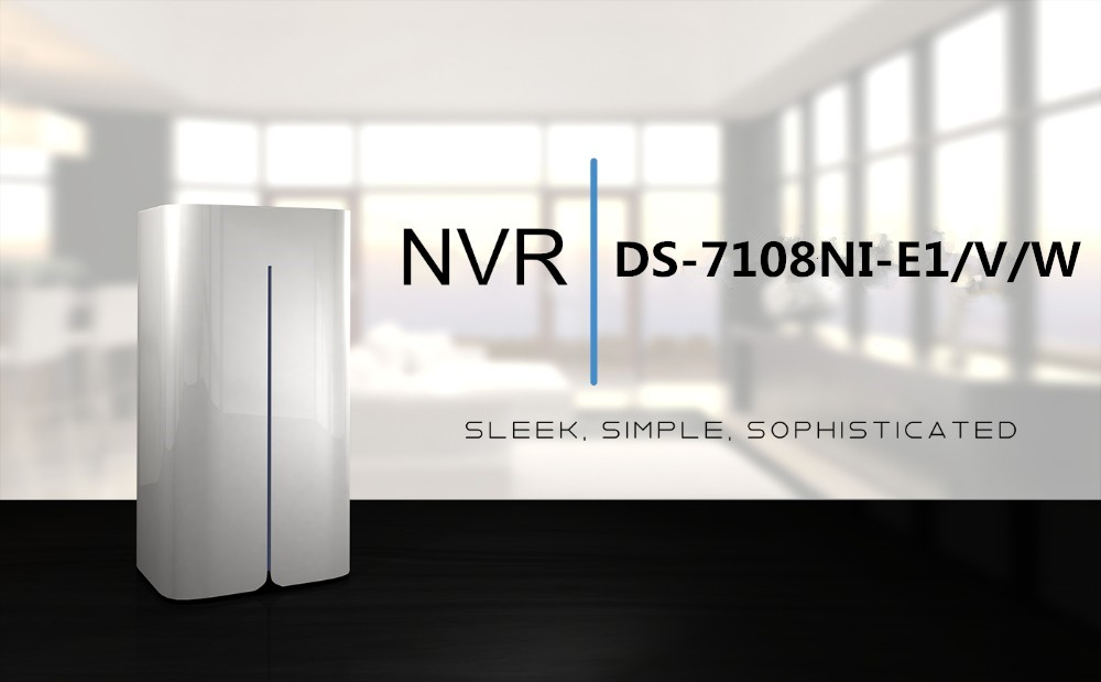 NVR 8CH Hikvision Wireless NVR DS-7108NI-E1/V/W 8ch 1080P WiFi Recorder Onvif Support