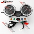 For Honda CB400 1995 1996 1997 1998 Motorcycle White Speedometer Tachometer speedo clock instrument assembly gauge accessories