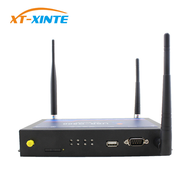 USR-G800-E Industrial LTE 4G Wireless Router TD-LTE and FDD-LTE Network