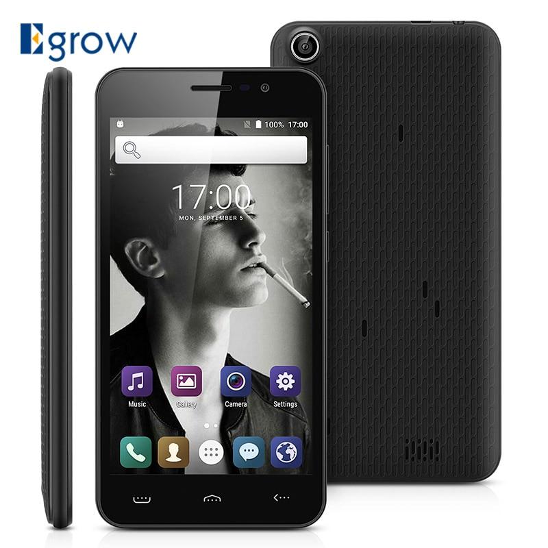 Originale HOMTOM HT16 MTK6580 Quad Core Android 6.0 1 gb di RAM 8 gb di ROM Per Smartphone 5.0 pollice 1280x720 3000 mah 3g WCDMA Del Telefono Mobile