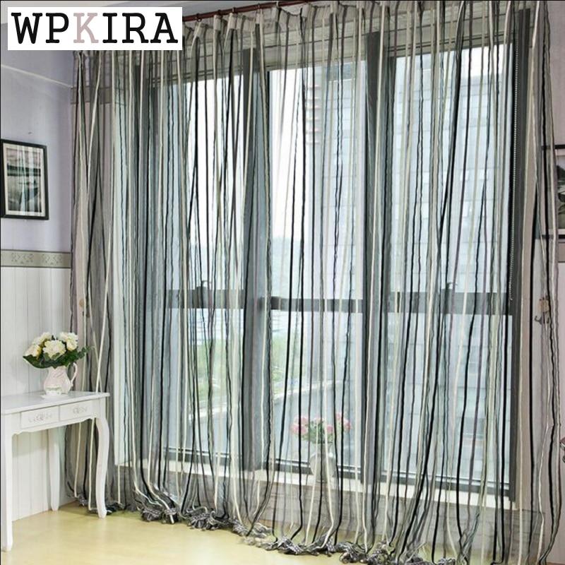 Online kopen Wholesale hedendaagse woonkamer gordijnen uit China ...