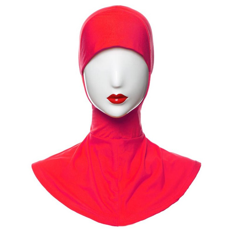 Bone Bonnet Muslim Hijab Islamic Under Scarf Cap Neck Cover s