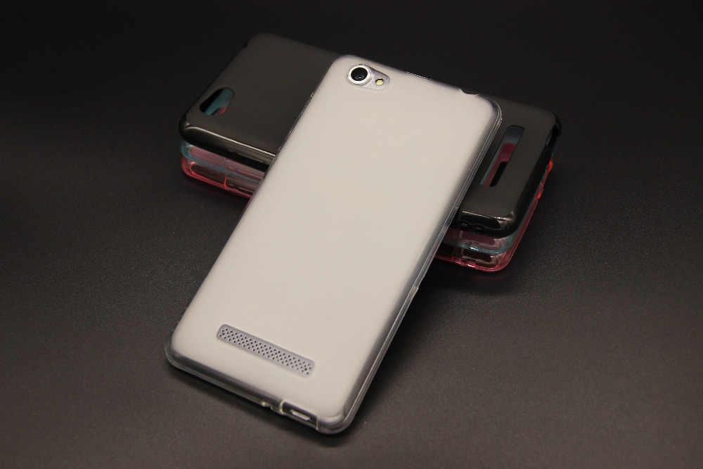 במלאי!! חדש יוקרה מגן סיליקון מקרה עבור פיליפס Xenium s326 כיסוי רך tpu 100% fit באיכות גבוהה