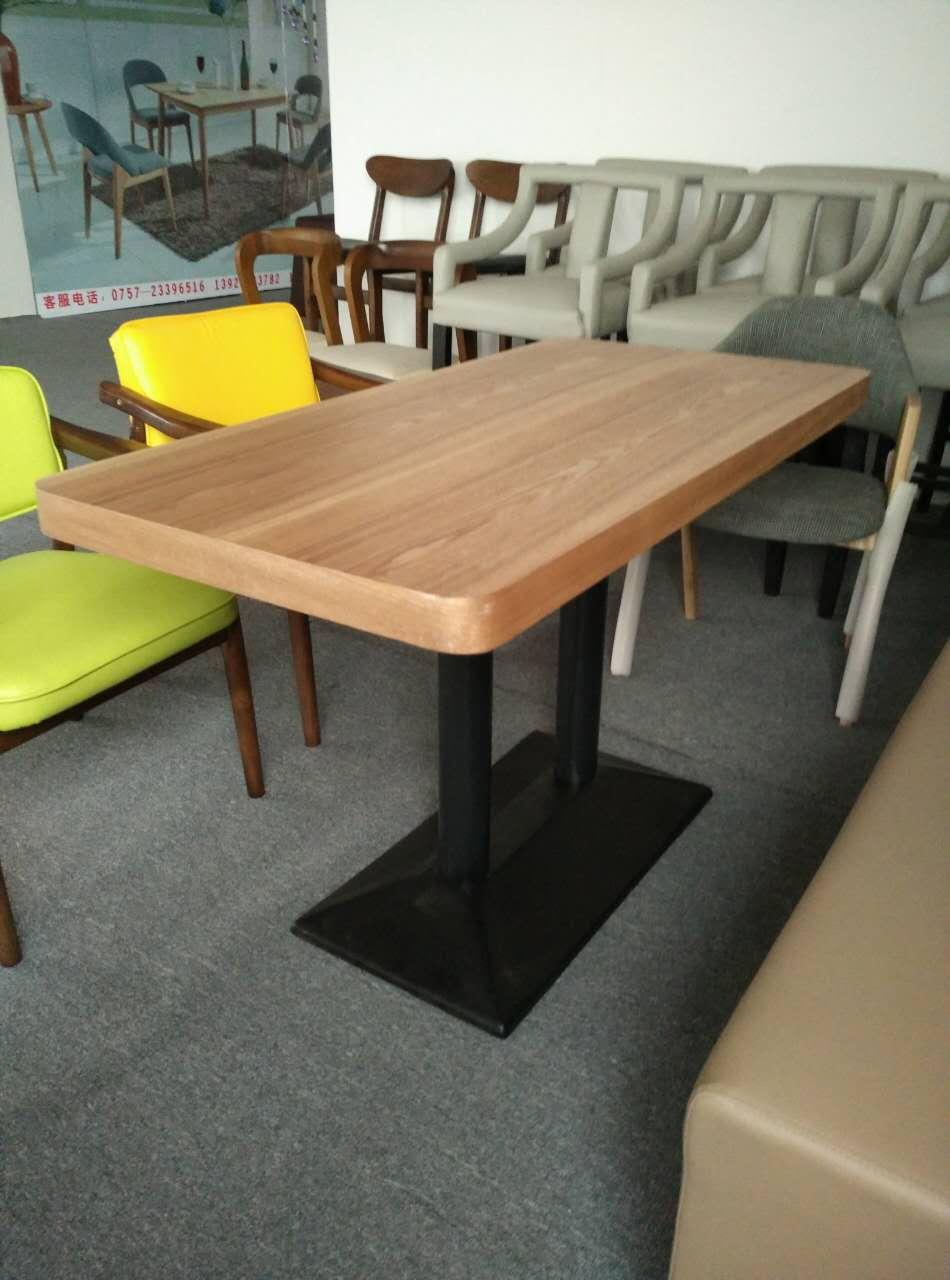 Compra mesas de madera maciza restaurante online al por for Mesas de madera para restaurante