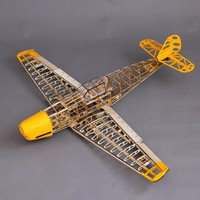 BF109 model,Woodiness model plane,bf 109 model RC airplane,DIY BF109 model remote control plane kit