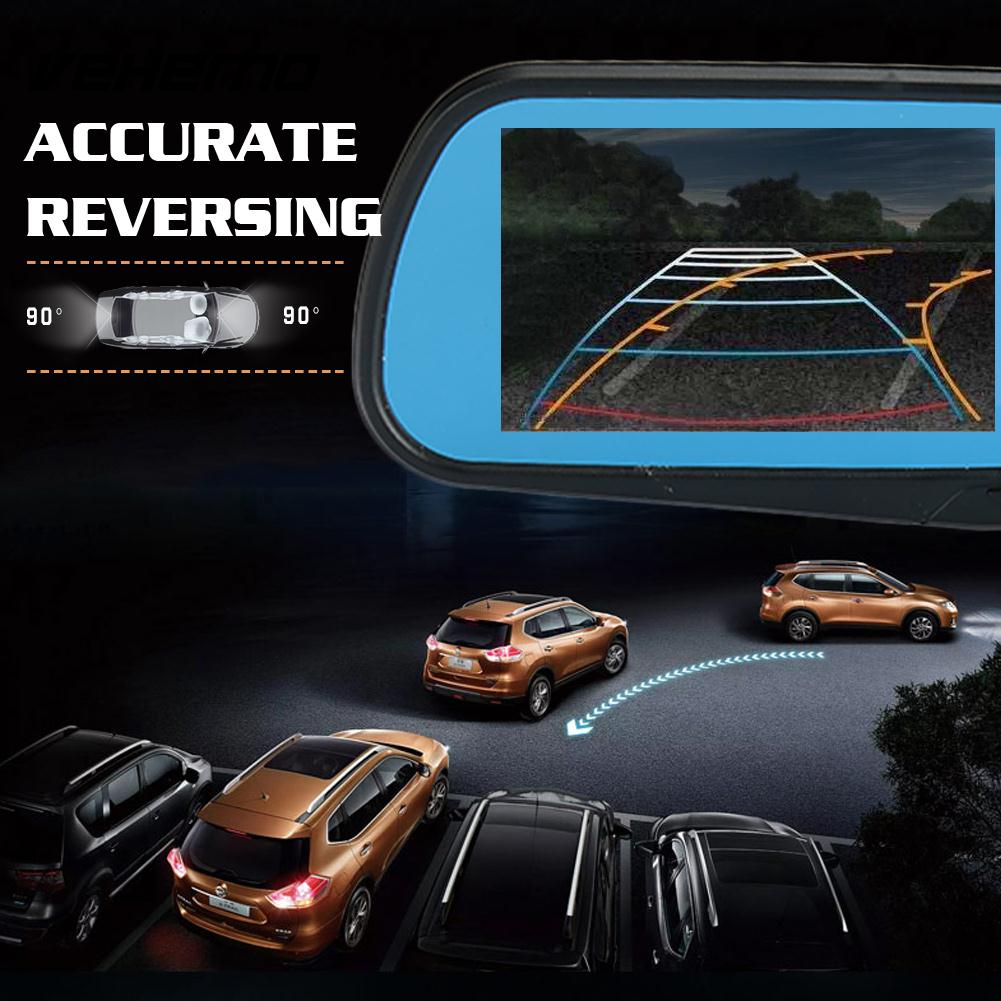 Vehemo 2.8 Inches Night Vision Camcorder Support TF Card Driving Recorder Premium DVR Car Dash Cam