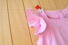 Cute Baby Girl's Bodysuits