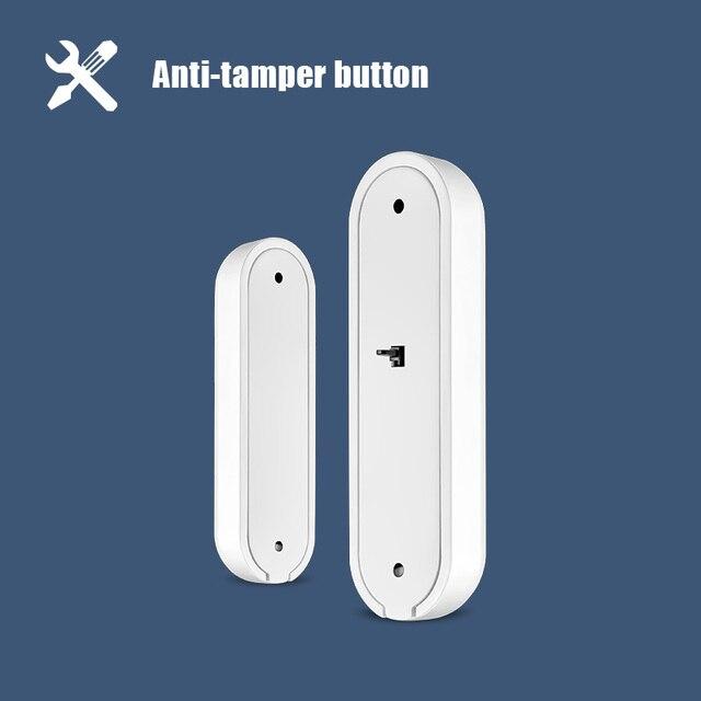 KERUI D026 sans fil capteur de porte/fenêtre pour KERUI système dalarme de sécurité à domicile 433Mhz sans fil porte fenêtre capteur détecteur alarme