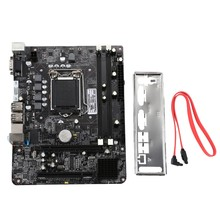 Placa madre P 57 Pm 55 P55 escritorio Lga1156 ordenador placa madre Max 8Gb 2 x Ddr3 1333/1066Mhz usb2.0 placa base(China)
