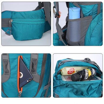 AiiaBestProducts 80L Outdoor camping backpack 4