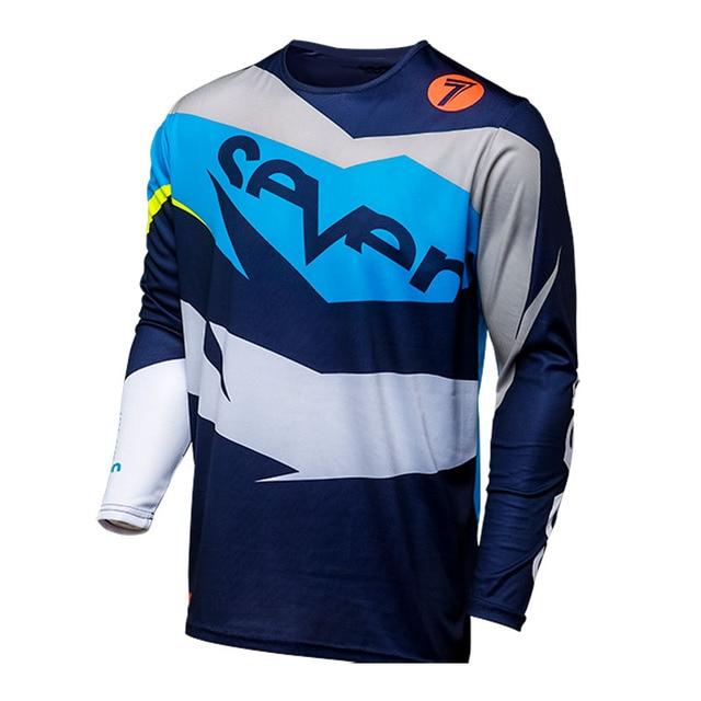 2018 Seven motocross jersey downhill answer camiseta ropa mtb fox mountain  bike dh shirt mx equipement moto cross b1bc0631c