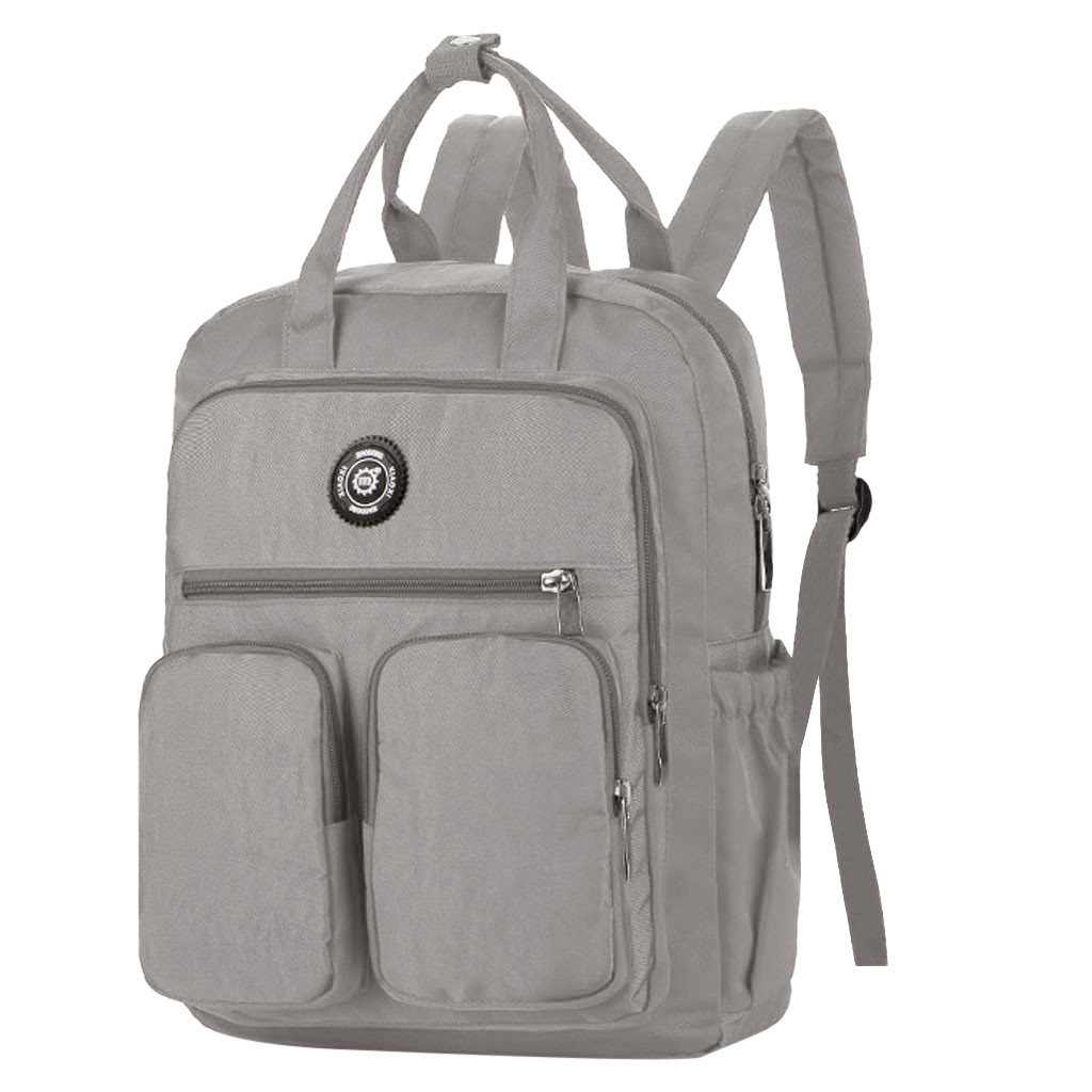 Sports Backpack Large Capacity Backpack Computer Bag Student Outdoor Backpack Male Luggage Canvas Bucket Shoulder Bags For Boys
