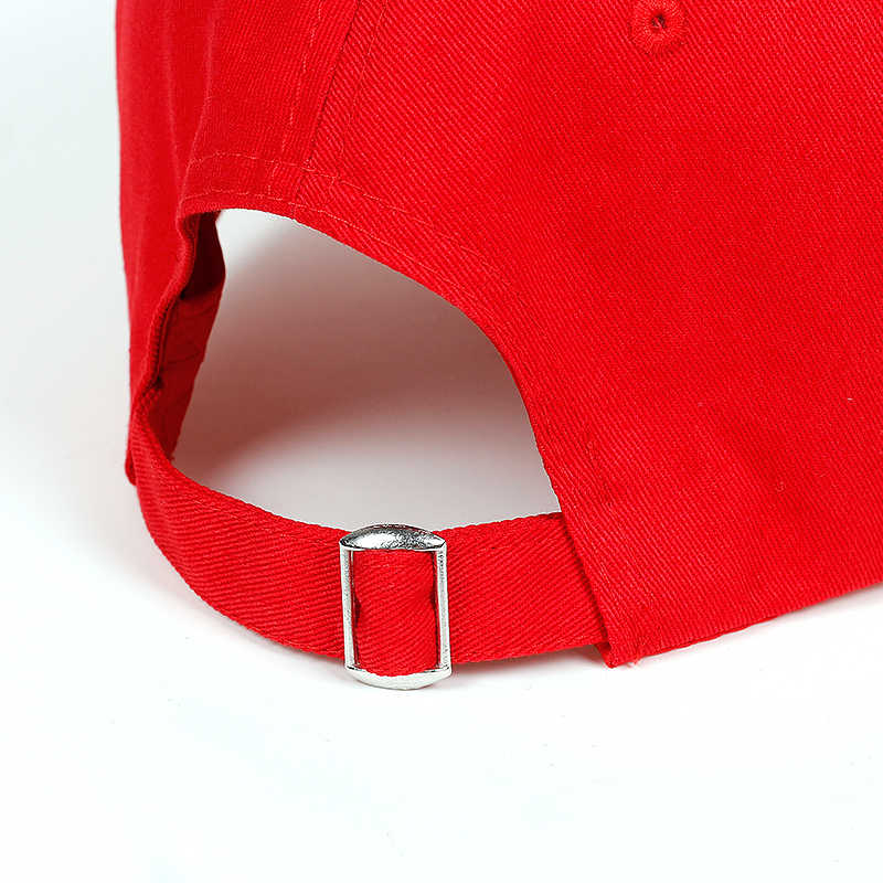 a0ee8b59376 ... High Quality Cotton Hoodrats Adjustable Solid Color Baseball Cap Unisex  Couple Cap Fashion Dad HAT Snapback