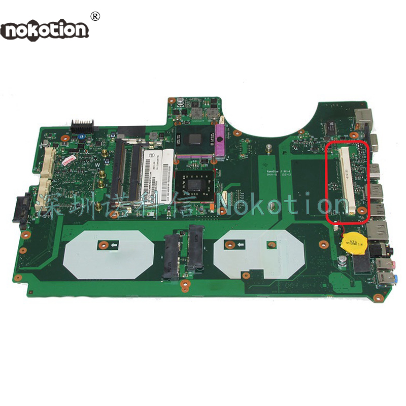 NOKOTION MBASZ0B001 MB.ASZ0B.001 laptop motherboard For acer aspire 8930 8930G PM45 DDR3 6050A2207701-MB-A02 1310A2207701 works mb psm06 001 mbpsm06001 for acer aspire 4745 4745g laptop motherboard hm55 ddr3 ati hd5470 512mb discrete graphics mainboard