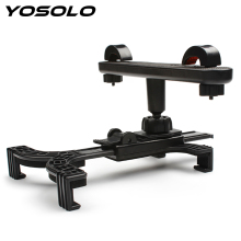 YOSOLO Car Tablet Holder Bracket Mount for tablet Headrest 7-13 inch 360 Degree Rotation Universal Tablet stand