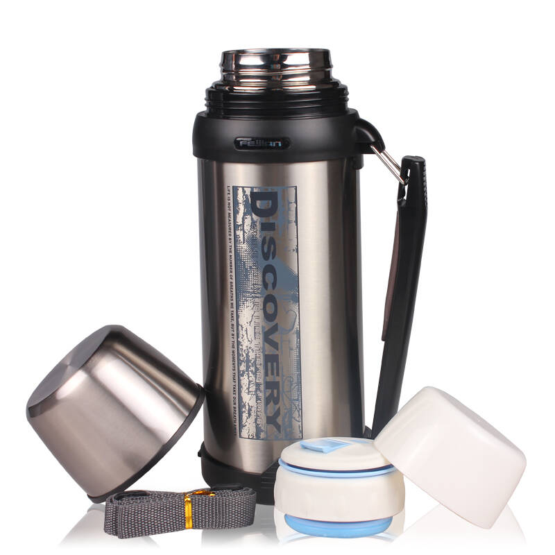 FEIJIAN Thermos Heavy Duty Edelstahlflasche Vakuumisolierte - Küche, Essen und Bar - Foto 5