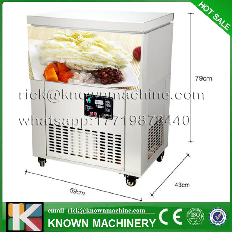 The CE certified stainless steel food grade USA 110V Continuous Ice brick Machine For Ice Shaved Use free shipping by sea 100g vitamin e food grade usa imported