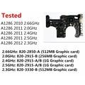 Testato A1286 Scheda Madre per Macbook Pro 15