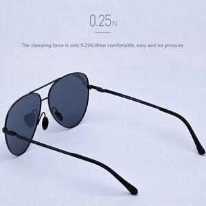 Image 3 - Oryginalny Xiaomi Mijia Turok Steinhardt TS marka spolaryzowane soczewki ze słońcem lustro okulary UV400 na zewnątrz podróży mężczyzna kobieta
