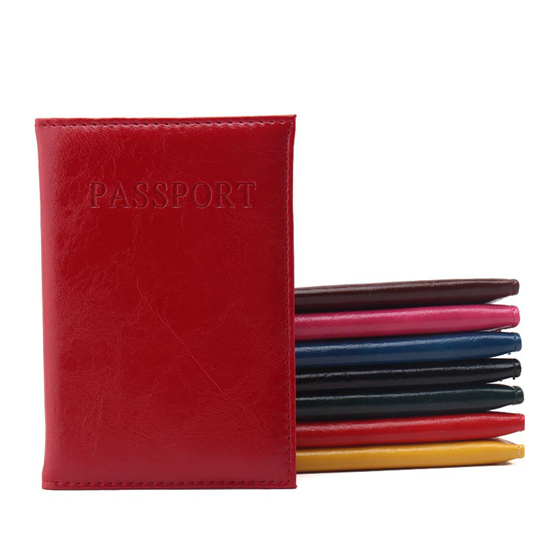 Zongshu Brand fashion passport holders embossed women solid unique red passport covers case for women (Customization available) цены