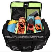 SNEAKER DUFFEL Men and Women Sneaker GYM Bag Packing Cube Organizer Double Zipper Waterproof Polyester Bag Wholesale
