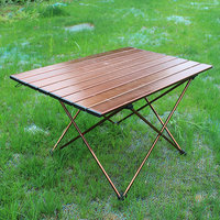 Portable Folding Table For Camping Outdoor Furniture