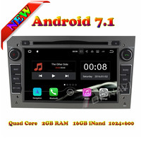 Topnavi 7 Android 7.1 Car DVD DVD Auto Player for Opel Astra/Antara/Corsa/Vectra/Zafira/Meriva 2004 2010 Stereo GPS Navigation