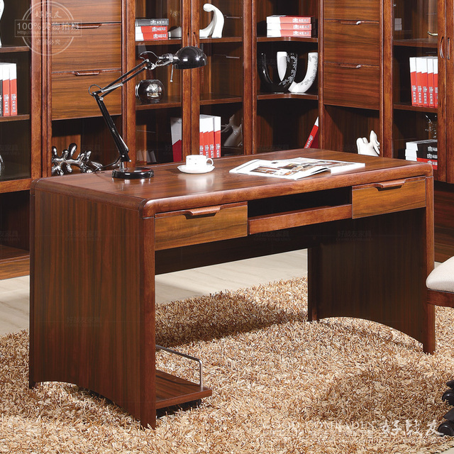 Table Chinese Wood Home Desktop Computer Desk Study Tables Office Furniture