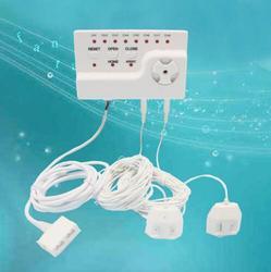 Inteligentny domowy sygnalizator przecieku wody System WLD-806 z 3 szt. Kabel czujnika wody drut i 1 szt. DN15 automatyczne zamknięcie zaworu