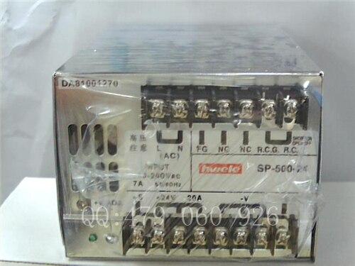 [ZOB] Heng Wei switching power supply SP-500-24 24V20A [zob] heng wei switching power supply t 50d 3pcs lot