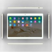 2017 Nueva 10 pulgadas 4G LTE Tablets Octa Core Android 6.0 RAM 2 GB ROM 16 GB Dual Tarjetas SIM 1920*1200 IPS HD de 10.1 pulgadas Tablet pc + Gifs