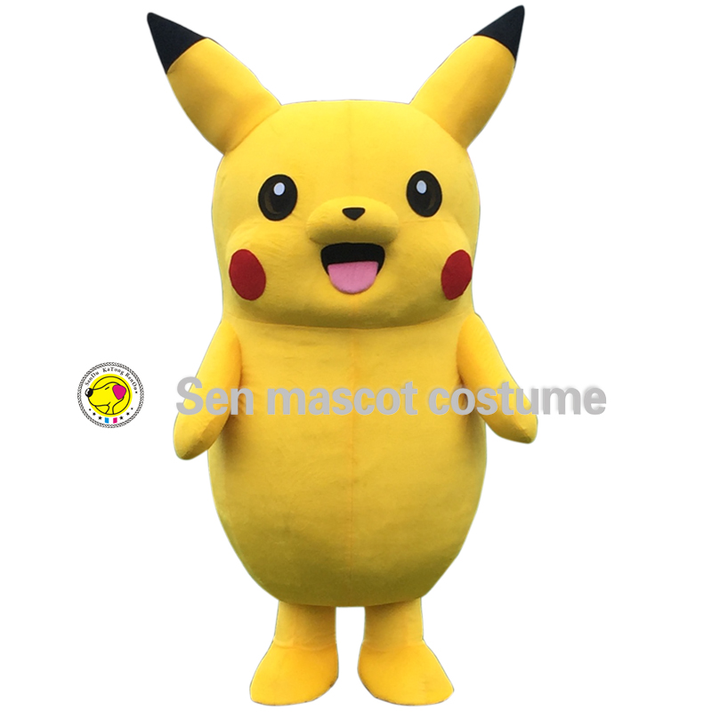 Online Buy Wholesale Pikachu Costume Adult From China Pikachu Costume Adult Wholesalers