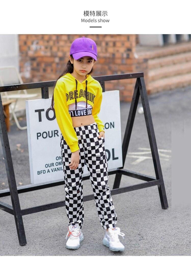 branco xadrez novas crianças com capuz traje umbilical