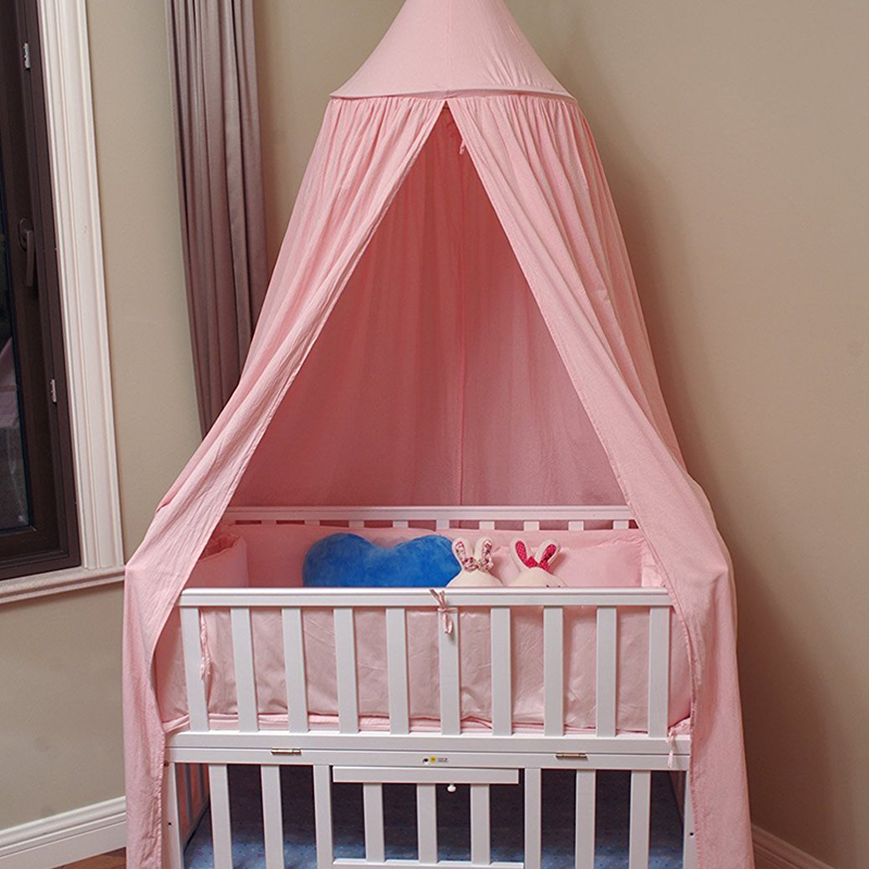 online shop lovely cotton canopy tent bed netting mosquito baby kid reading play tents bedding valance mantle home textiles supplies lmy1064 aliexpress