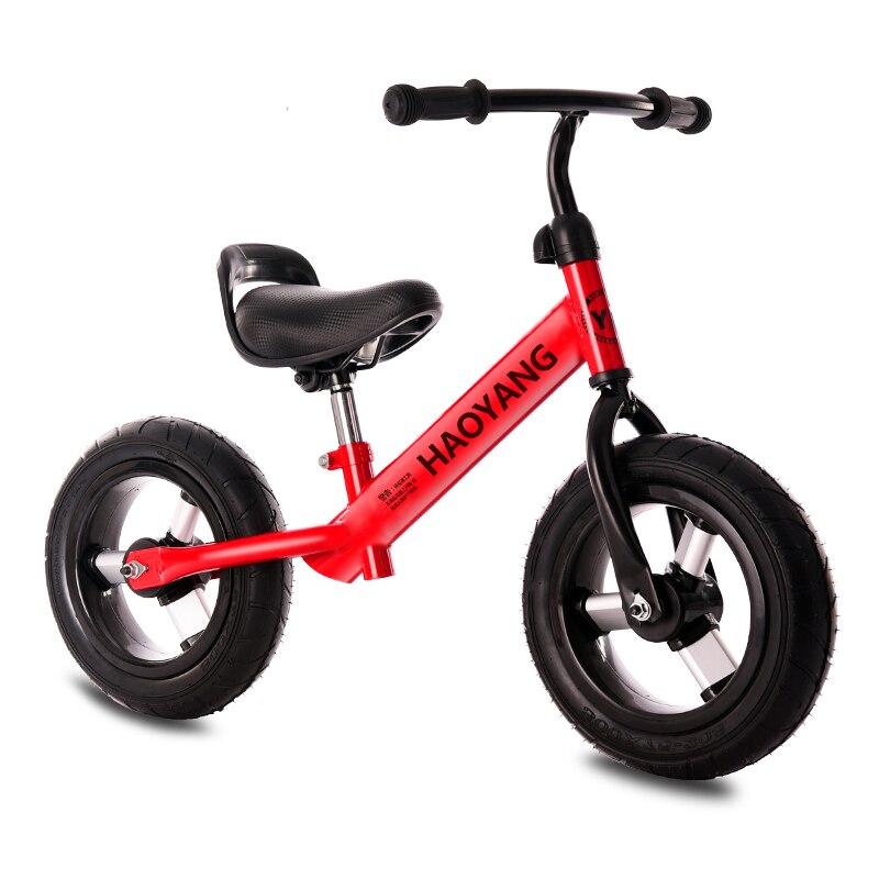 1-6 an nouveau enfant bébé marcheur poussette enfants Scooter extérieur équilibrage peut monter un vélo jouet - 4