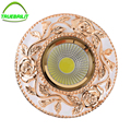 LED Recessed Downlights Dimmable Ceiling Spot Lamps 3W 5W 7W Down Iights 110V 220V Driver Included replacement for halogen