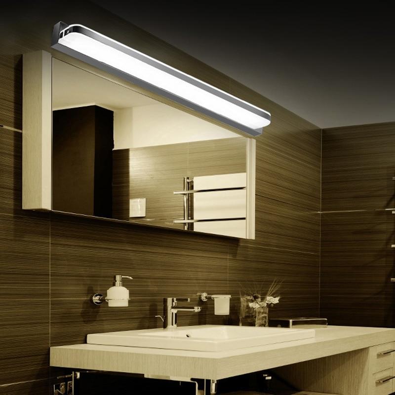 GZMJ Modern LED Mirror Front Light for Bathroom Led Wall Lamp Lustre ...