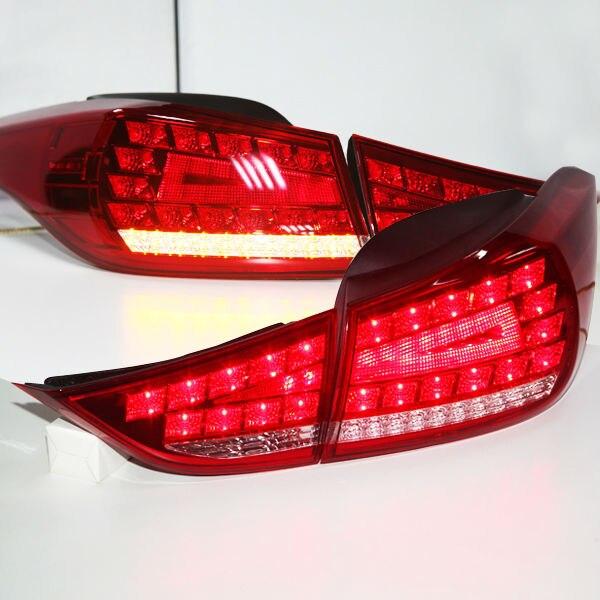 LED Zadní světlo Light Assy pro Hyundai Elantra Avante MD 11, výměna 201-13 rok
