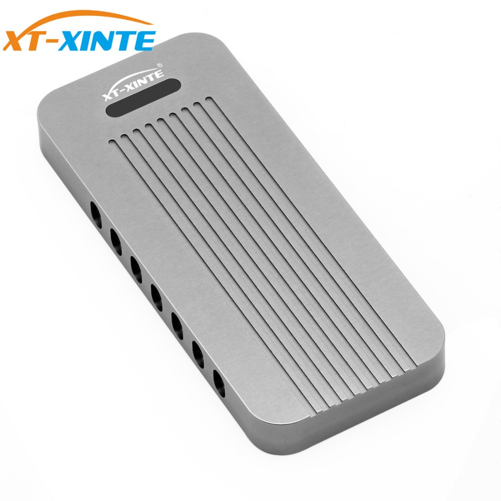 USB3.1 Type C NVMe SSD Enclosure Adapter M KEY Connector M.2 NGFF To USB 3.1 Converter Hard Disk Drive HDD Case HDD Box