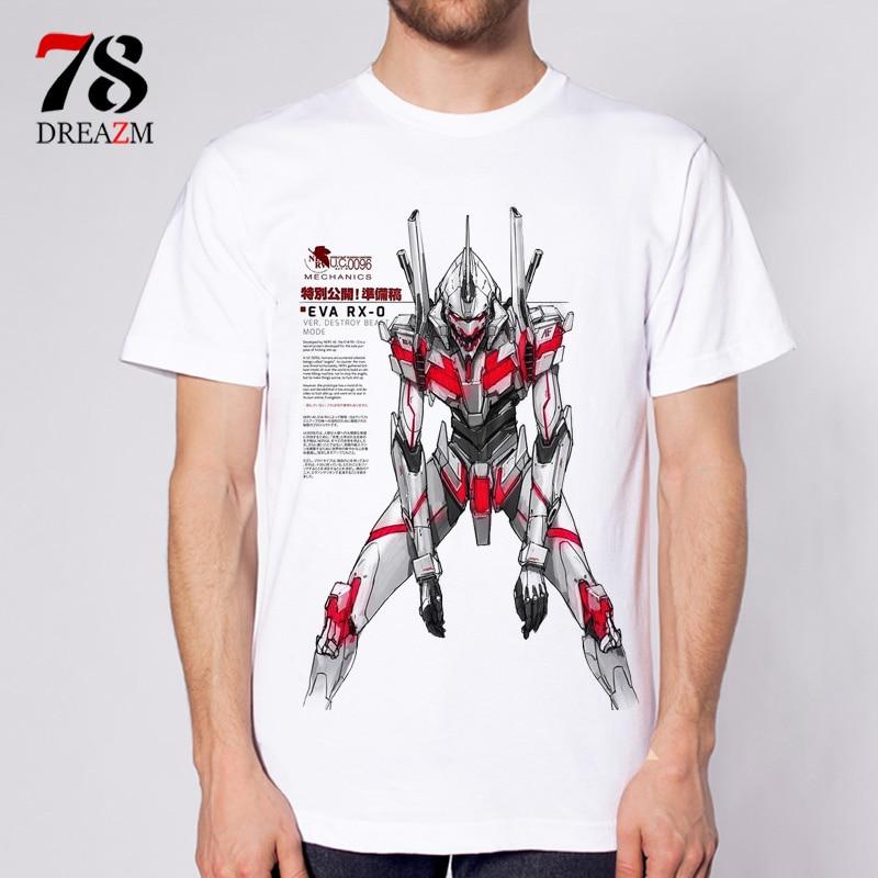 neon genesis evangelion   t     shirt   ATTACK ANGEL EVA 01 02 Anime 2017 mens   t  -  shirt   clothing fashion top tees Tshirt